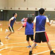 バスケサークル練習イメージ